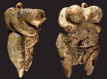 Venus de Hohle Fels 40,000 años