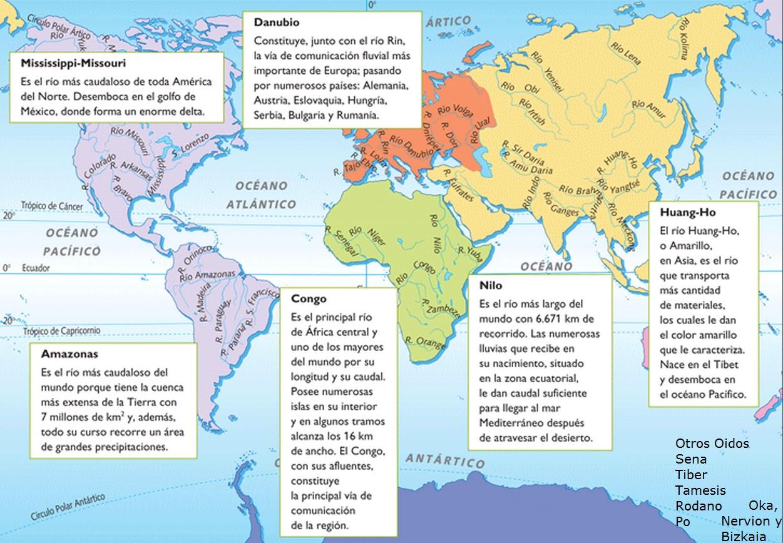 05 Grandes Rios del Mundo